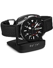 Spigen S352 Ontwikkeld voor Galaxy Watch 4 Laadstation / Galaxy Watch 3 Laadstation / Galaxy Watch Active Laadstation - Zwart