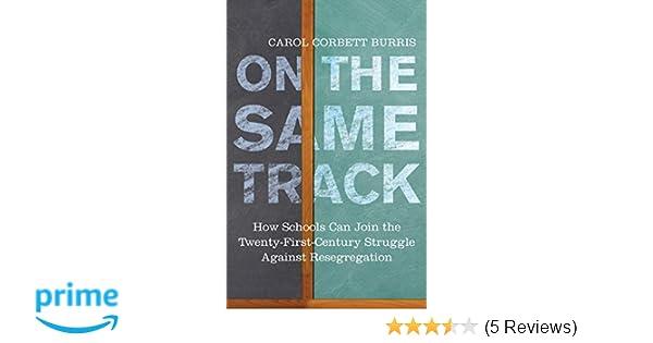 on the same track burris carol corbett