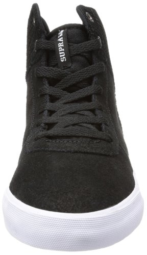 Supra WOMENS CUTTLER SW35001 Damen Sneaker Schwarz (BLACK - WHITE BWK)