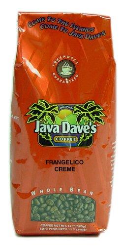 Frangelicio Creme 12oz Whole Bean Coffee