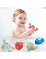 Baby Bath Toys for 1 2 3 4 5 Years Old Boy Girls Gifts