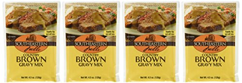 (Southeastern Mills Brown Gravy Mix, 4.5 Oz. Package (Pack of 4))