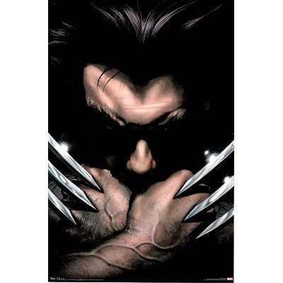 UPC 017681098905, (24x36) Wolverine Movie (Claws) Poster Print
