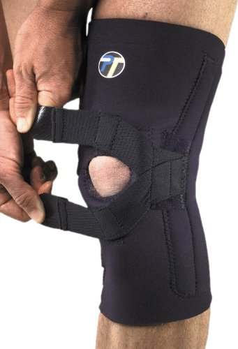Pro-Tec Athletics J-Lat Lateral Subluxation Support (Left, Large) - Stabilization Support