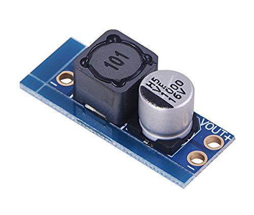 Crazepony L-C Power Supply Filter 2A 16V Input Reverse Polarity Protection for FPV Racing Quadcopter