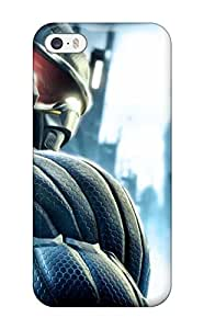Fashionable Style Case Cover Skin For Iphone 5/5s- Crysis Hd 1080p