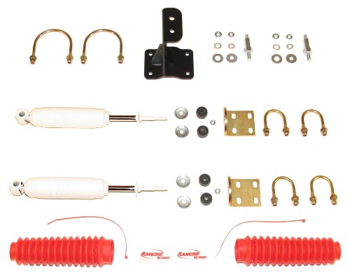 Rancho RS98510 Steering Stabilizer Kit by Rancho (Image #1)