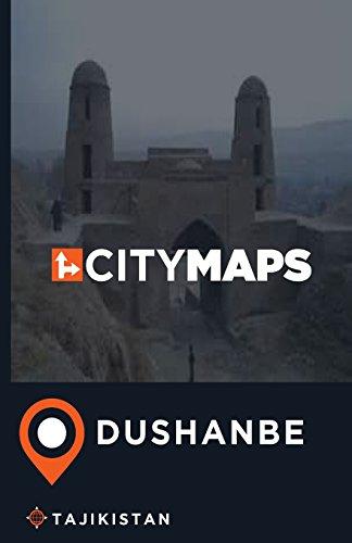 City Maps Dushanbe Tajikistan