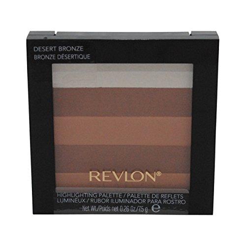 Revlon Highlighting Palette Desert Bronze