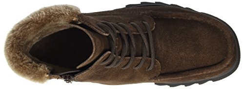 Sioux Women's Grash-d172-32-Wf Moccasin Boots Brown (Turf 003) oYGzny