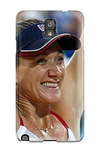 Hot XSgrlUo2277GNWwO Kerri Walsh Tpu Case Cover Compatible With Galaxy Note 3