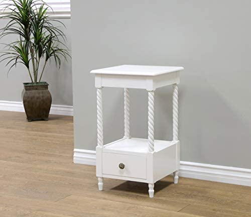 Frenchi Home Furnishing Night Stand End Table