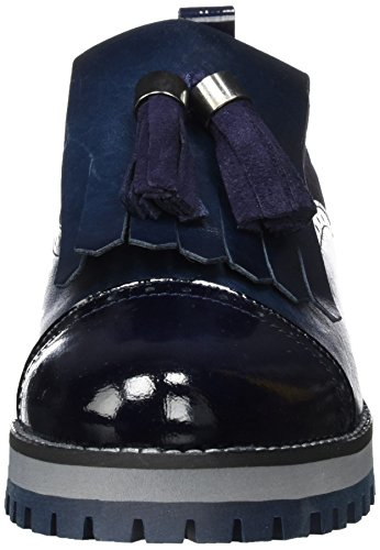 008 4554 Marino Vitti 018 WoMen Love Loafers Blue nwWnOqA40C