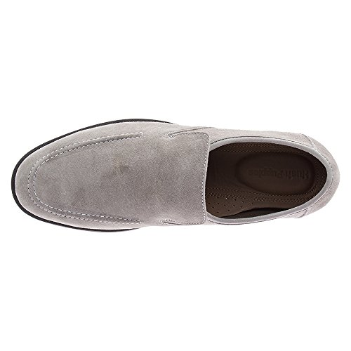 Hush Puppies Mens, Bracco Mt Slip On Shoes Grigio