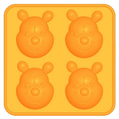 Maison futé e-Molde de silicona para el white Winnie, diseñ o de The Pooh diseño de The Pooh Maison Futée
