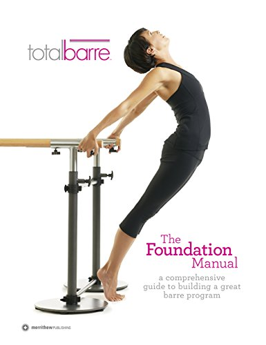 Merrithew Total Barre Foundation Manual by Merrithew (Image #1)