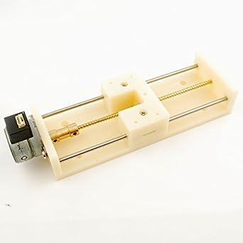 dc 4v 12v deceleration 2 phase 4 wire stepper motor screw bar dc 4v 12v deceleration 2 phase 4 wire stepper motor screw bar linear slide