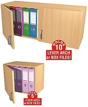 Wooden File Storage Wall Cupboards Wall Mounted Cupboards Amazon Co