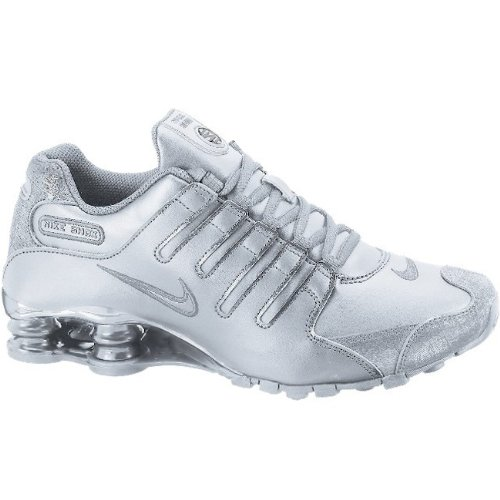 Nike Sneakers Donna Shox NZ EU 325200 009, (Metallic Silver ...