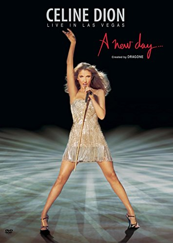 Price comparison product image Celine Dion: A New Day - Live in Las Vegas