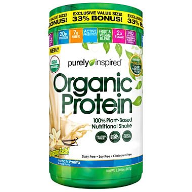 Purely Inspired Plant Based Protein Shake