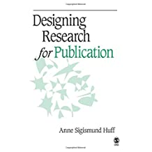 Designing Research for Publication