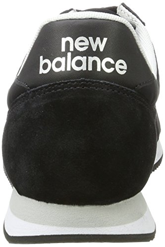 New Balance U220, Zapatillas Unisex Niños Negro (Black)