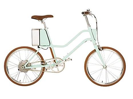 UMA by Marnaula - La City e-Bike Más Ligera del Mundo - Bateria Samsung 36V 6Ah (Metal): Amazon.es: Deportes y aire libre