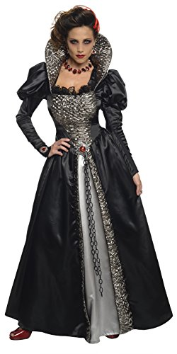 Rubie's Costume Co Women's Grand Heritage Grey Lady Vampira, Grey, Small by Rubie's