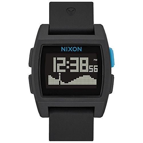 NIXON The Base Tide Watch Black/Blue