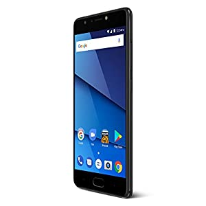 BLU Life One X3 – 4G LTE Unlocked Smartphone with 5,000mAh Monster Battery -Black