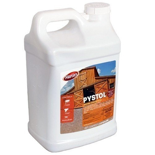Pystol Mosquito Misting Compare to Pyranha 1-10 HP (2.5 Gallon) 79004 by Pystol
