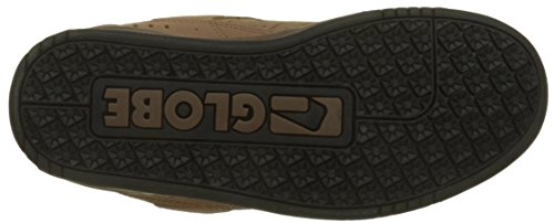 De Fusion brun Tabac Chaussures Homme Gomme Pour 16288 Skateboard Globe Brun qEAFpwRwx