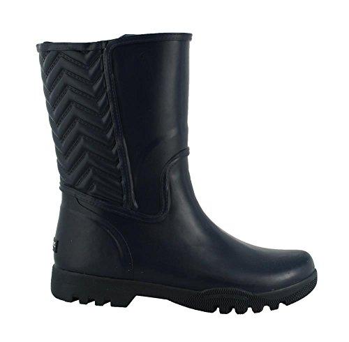 Rain Chevron Women's Navy Sperry Nellie Boot qHEtg