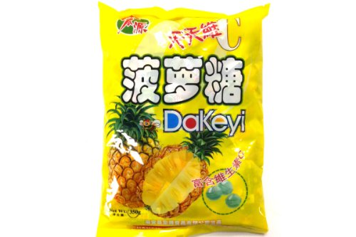 (Pinneapple Candy (Dakeyi/50-ct) - 13oz (Pack of 1))