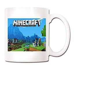 minecraft mug Ceramic