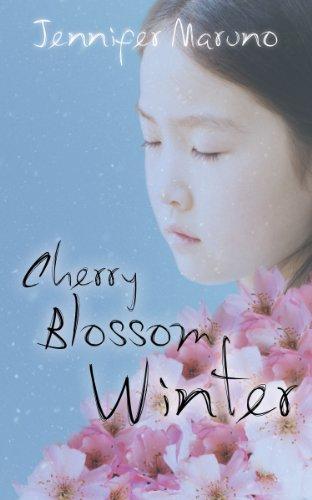 Cherry Blossom Winter: A Cherry Blossom - Blossom Canada Cherry In