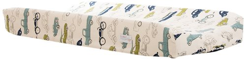 Sweet Potato Changing Pad Cover, Uptown from Sweet Potatoes