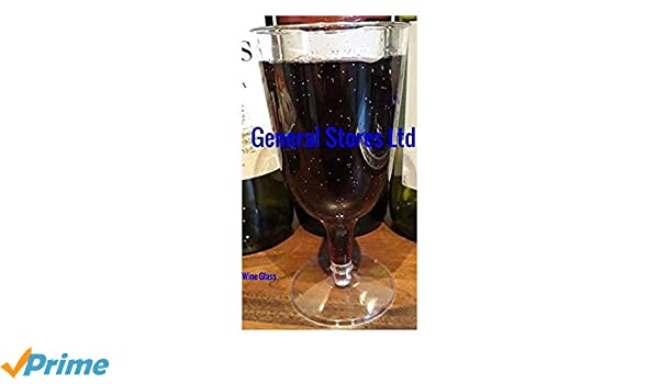 50 x Navidad Plata Purpurina copas de vino - 175 ml - (2P): Amazon.es: Hogar