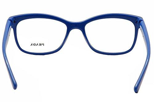 ... Prada Montures de lunettes 10R Pour Femme Black, 53mm TFF-1O1  Blue ... 43fe955212ae