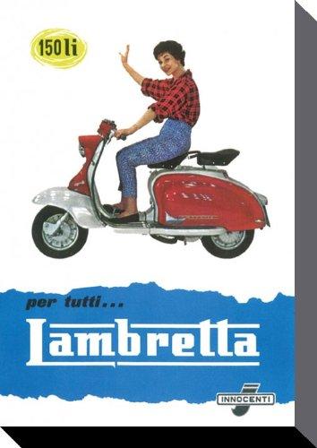 CanvasAmazon 40 Cm Li co Lambretta X 150 ukKitchenamp; Home 50 OPkZiXu