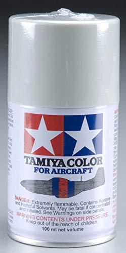 Tamiya America, Inc Aircraft Spray Paint AS-16 Light Gray (USAF) 100ml, -