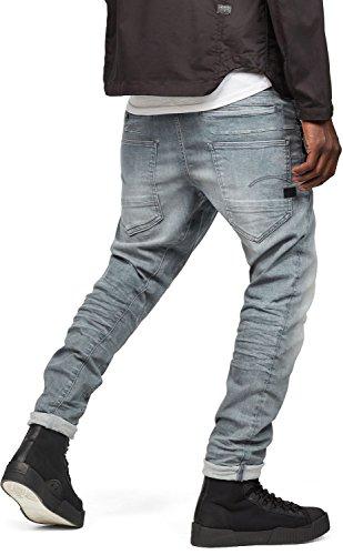 Jean Skinny 3d staq Medium G D Aged Raw star qwPnYR
