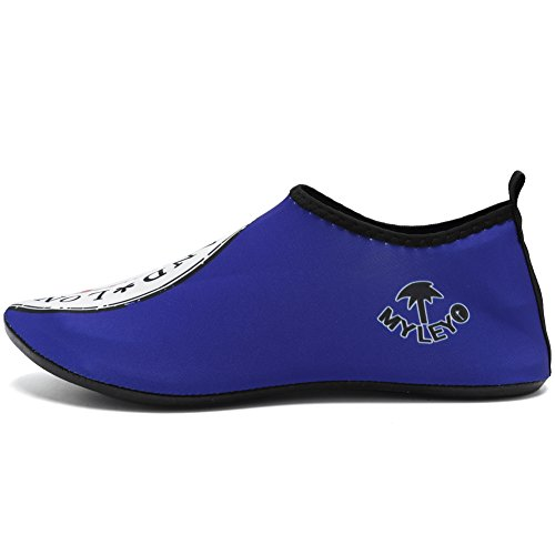 Exercise Surf Blue03 Water Pool Aqua Men Shoes Women Yoga Skin Barefoot Beach Shoesfor CIOR 7ZAUwq1A