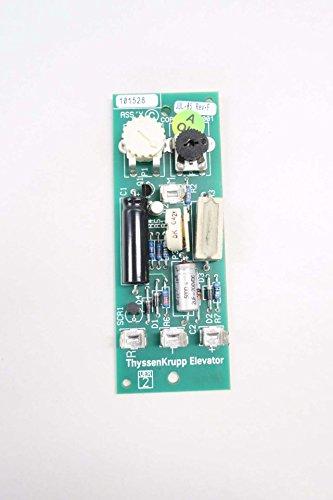thyssenkrupp-dover-101528-universal-timer-pcb-circuit-board-d557271