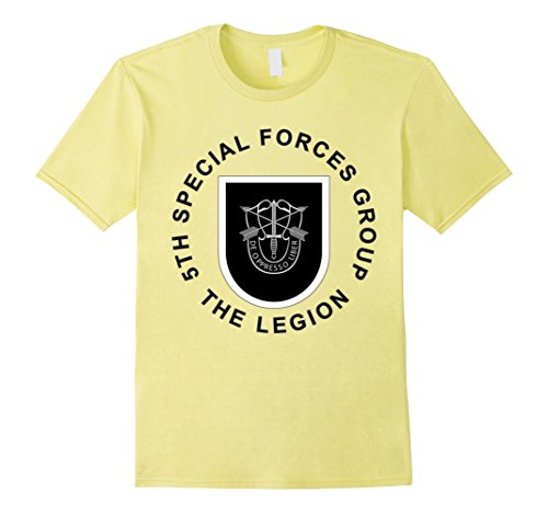 Mens 5th Special Forces Group - The Legion Tshirt  Small ...
