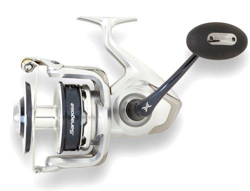 Shimano Saragosa 20000 SW Saltwater Spinning Seafishing Reel, SRG20000SW B013XSOLRS