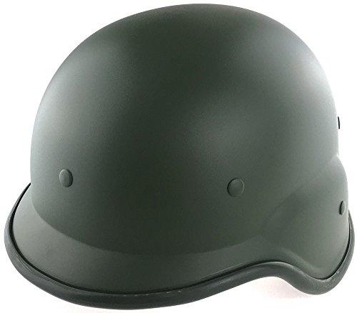 Spike Turtle T-shirt (SportPro Polymer Lightweight Helmet M88 Style for Airsoft – Olive Drab)