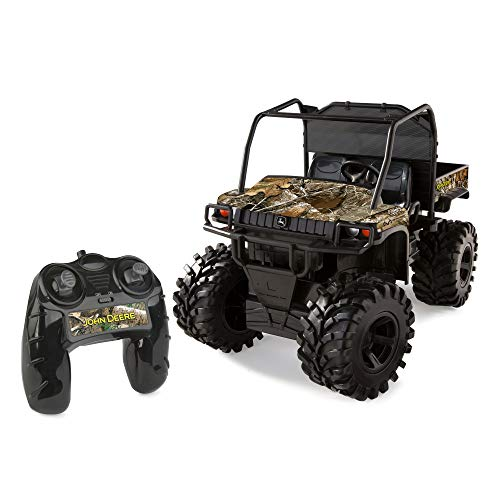 John Deere Monster Treads Realtree R/C Gator (Remote Control John Deere Monster Treads Gator)