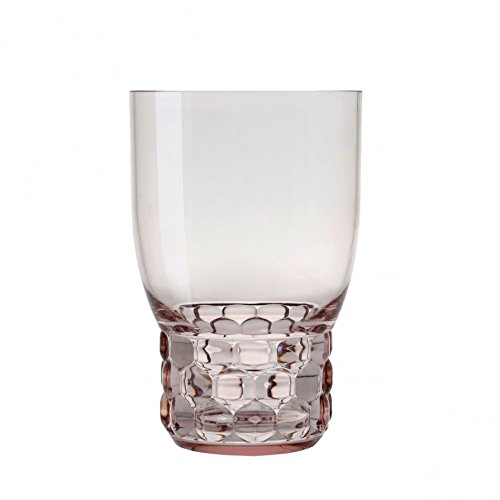 Kartell Jellies Family Tableware, Transparent, 18.5 x 19 x 15 cm 1491/B4